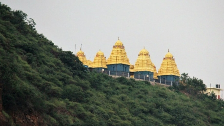 Top 5 Sacred Temples In Vijayawada