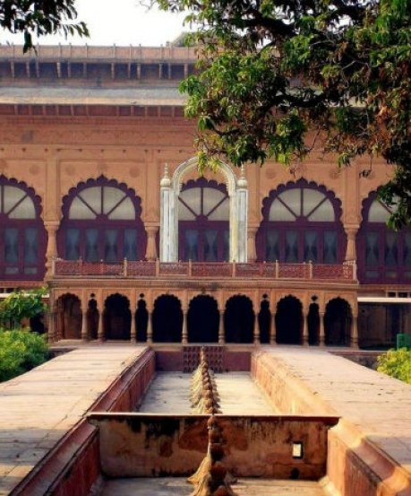 Head To The Historical Town Of Deeg From Delhi