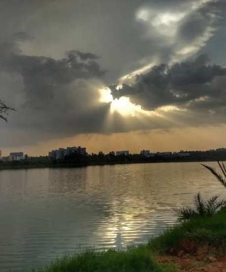 Visit The Two-hundred-year-old Jakkur Lake In Bangalore