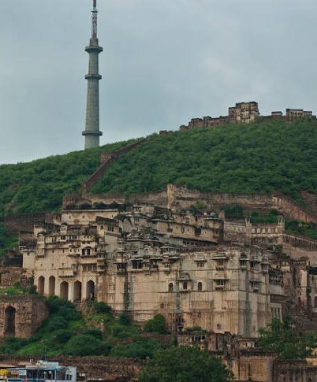 Bhopal To Bundi – Walk Down The Lanes Of Ancient Marvels