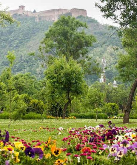 Hari Parbat In Srinagar – Home To Hindu, Muslim And Sikh Shrines