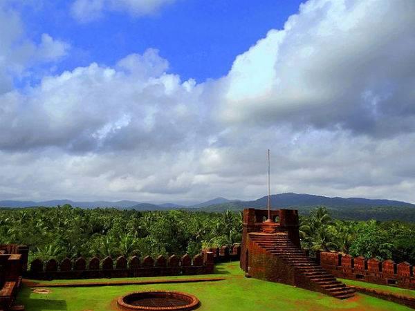 Mirjan Fort Near Kumta Gokarna