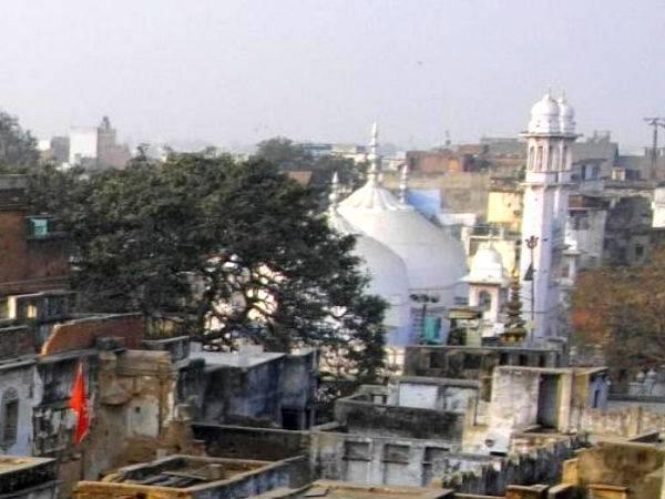 Gyanvapi Mosque Varanasi The Land Temples