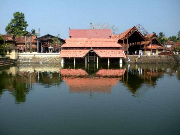 Famous Temples In Alappuzha
