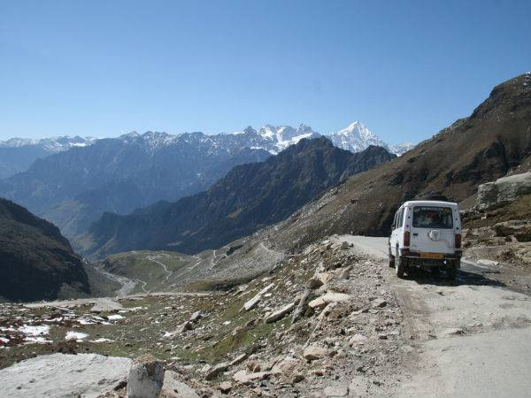 Best Road Trips To Take Across India