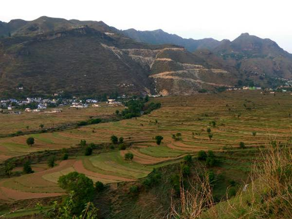The Route From Delhi Pithoragarh Tiny Quaint Valley The Hills Kumaon
