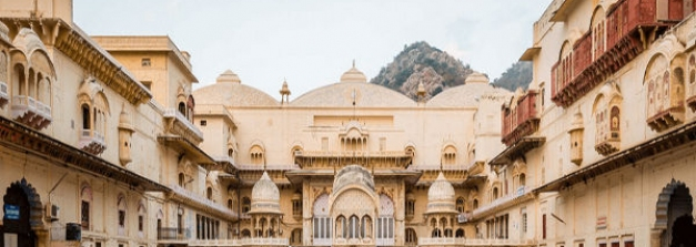 Head To The Historic Town Of Alwar From Delhi
