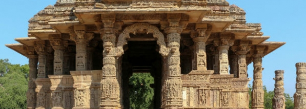 Gujarat's Modhera Sun Temple: Where History And Elegance Meet