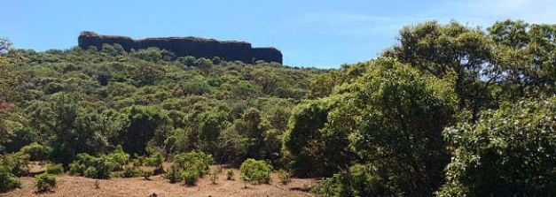 Kamalgad Fort In Maharashtra – Of Trekking Trails And Caves