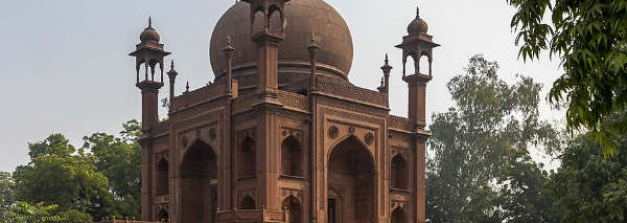 Agra Has A Red Taj Mahal! Did You Know About It?