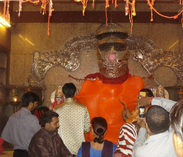 All About Khajrana Ganesh Temple