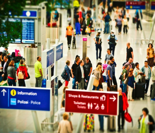 Mistakes Passengers Make At The Airport