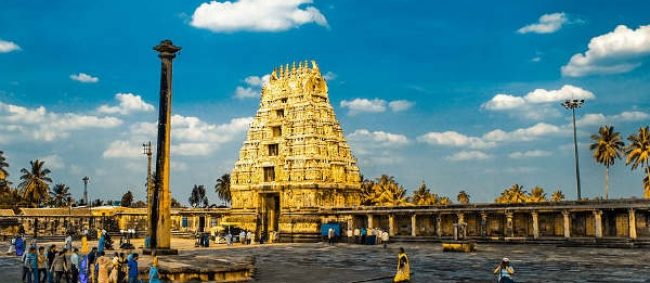 5 Vishnu Temples In Karnataka Where You Can Find Yourself Gratified