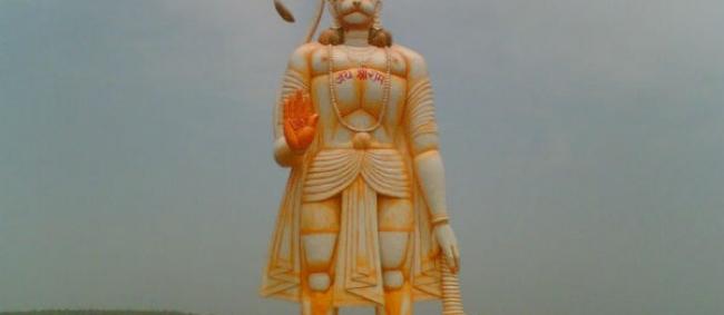 Bindudham In Jharkhand – The Temple Where Lies The Footprint Of Lord Hanuman