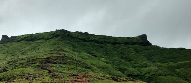 Rohida Fort Near Pune Is A Treat For Every Trekker And Photographer