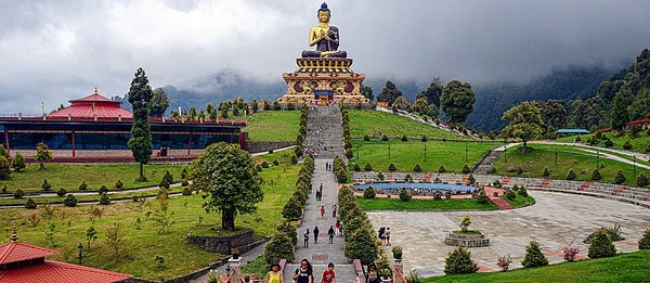 All About The Spectacular Buddha Park In Ravangla