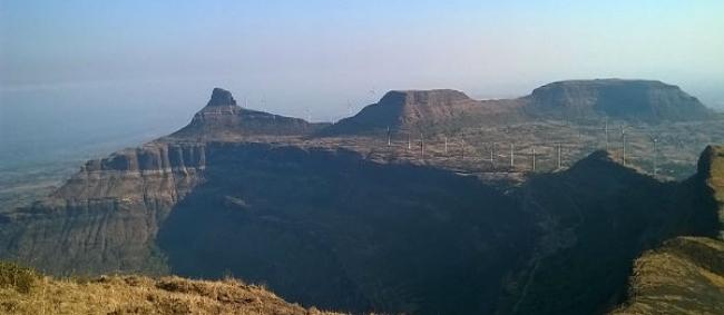 Vishramgadh, Nashik - A Trek To The Lost World