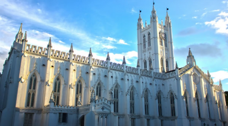 Stunning Churches Of India Built In Gothic Architectural Style