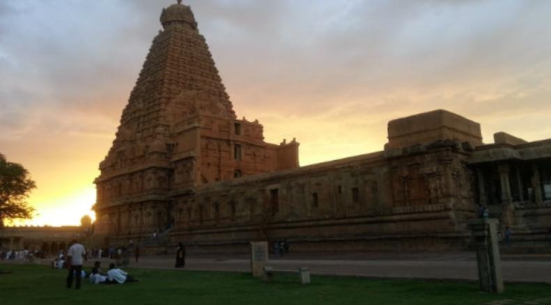 Brihadeeswarar Temple - The Living Chola Temple