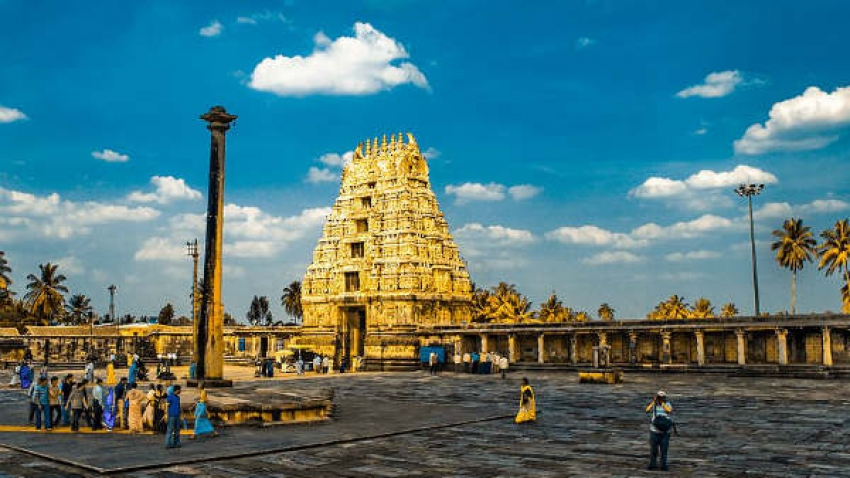 5 Vishnu Temples In Karnataka Where You Can Find Yourself Gratified