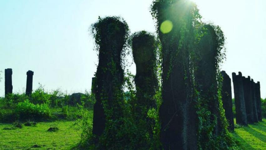 Sisupalgarh Near Bhubaneswar – The Fort Built Before The Common Era