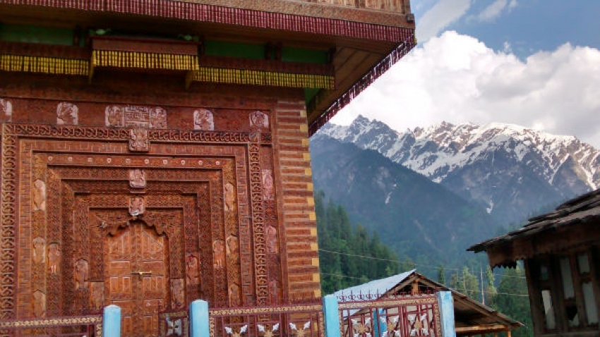 Grahan Village: Trek To Unravel Ecstasy