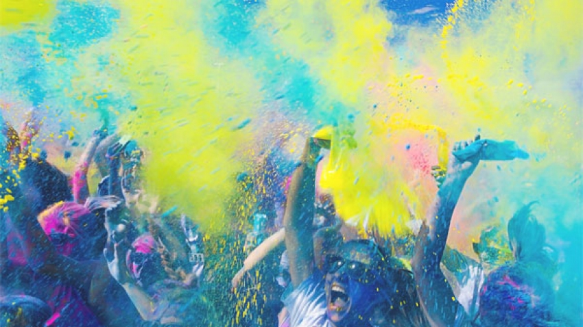 Best Places To Celebrate Holi 2019 In India With A Bash