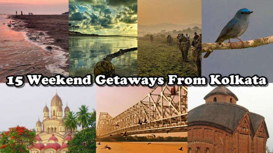 Stunning Weekend Getaways From Kolkata
