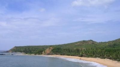 ಓಂ ಸಮುದ್ರ ತೀರ