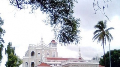 ആഗ ഖാന് പാലസ്
