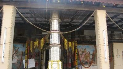 कुंजारुगिरी दुर्गादेवी मंदिर