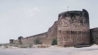 Lakhpat Fort Town