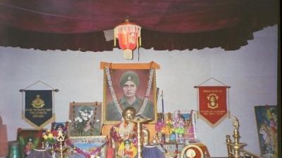 ബാബാ ഹര്ഭജന് സിംഗ് മെമ്മോറിയല് ക്ഷേത്രം