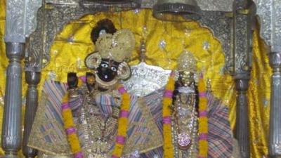 മന്ദിര് ശ്രീ നിംബാര്ക്ക് പീഠ്