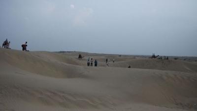 सैम रेत टिब्बा