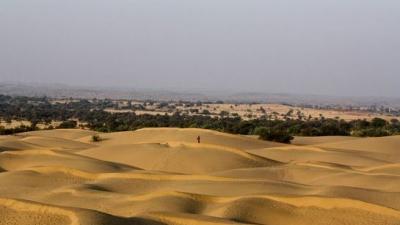 खुरी रेत टिब्बा