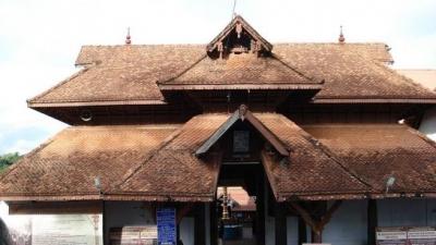 एट्टुमान्नूर महादेव मंदिर