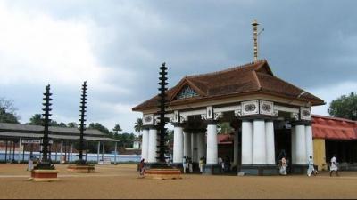 वाईकॉम महादेव मंदिर