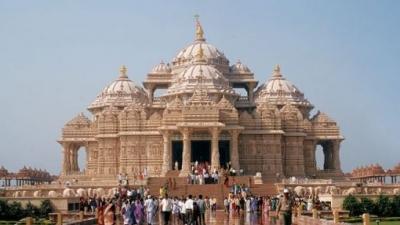സ്വാമി നാരായണ് അക്ഷര്ധാം ക്ഷേത്രം