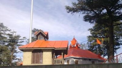 ಜಖು ದೇವಾಲಯ