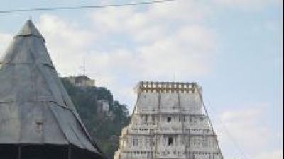 காளஹஸ்தி கோயில்