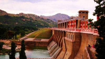 कृष्णागिरि जलाशय प्रोजेक्ट ( केआरपी बांध )