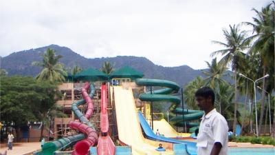 பிளாக் தண்டர் தீம் பார்க், மேட்டுப்பாளையம்