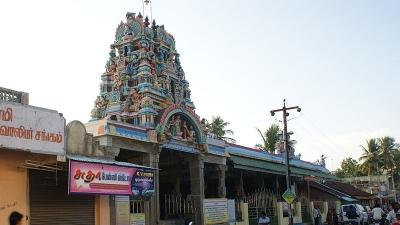 காரைக்கால் அம்மையார் கோவில்