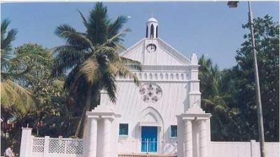 புனித ஆன்ஸ் கத்தோலிக்க தேவாலயம்