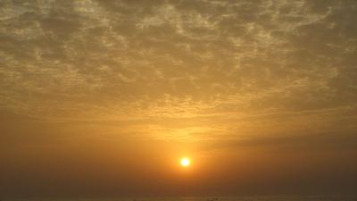 ಪಾಂಡಿಚೆರಿ ಕಡಲ ಕಿನಾರೆ