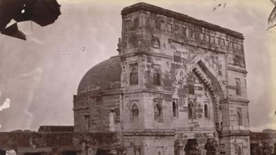 लाल दरवाजा मस्जिद