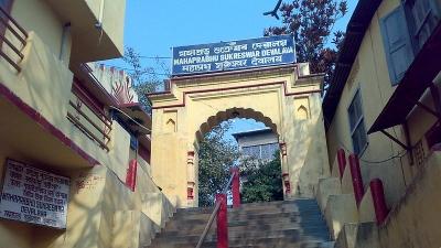 சுக்ரேஸ்வர் கோயில்