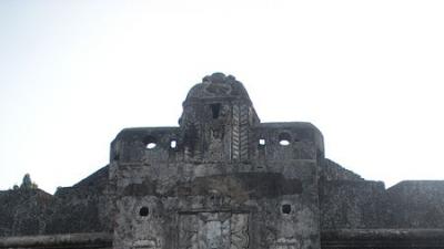 मोती दमन किला