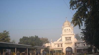 ಗುರುದ್ವಾರ ಮನ್ಜಿ ಸಾಹಿಬ್